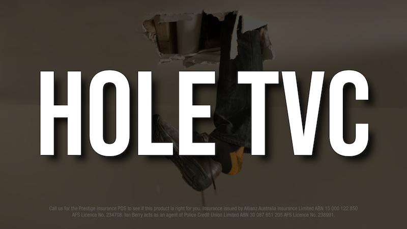 Hole TVC