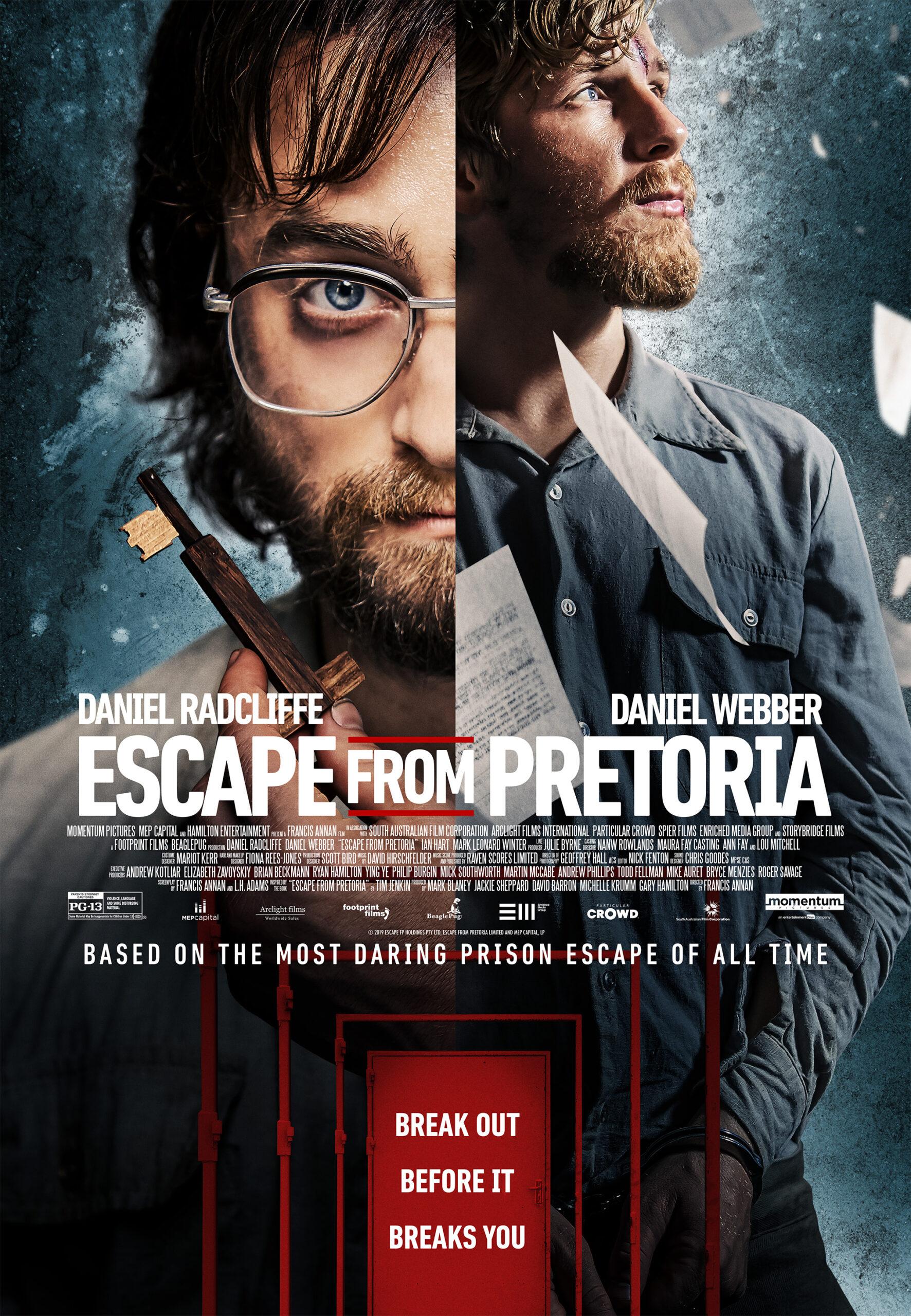 Escape from Pretoria EPK