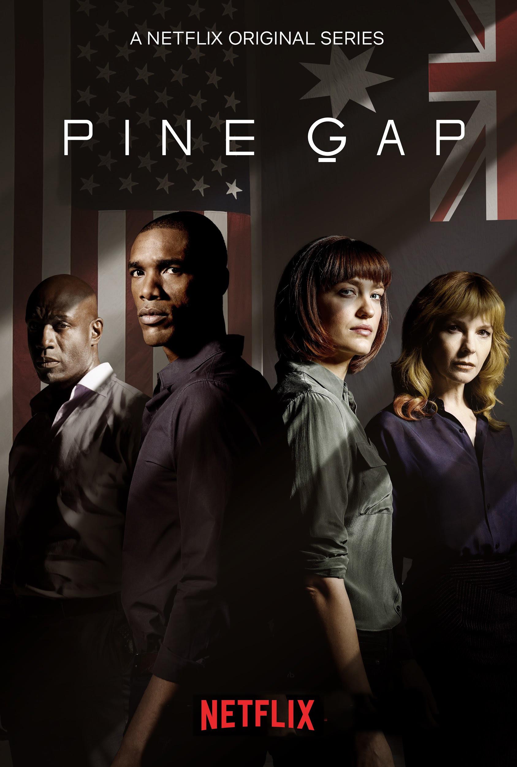 Pine Gap EPK
